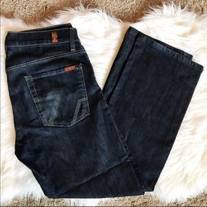 7 for all Mankind Men's Relaxed Fit Jeans